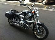 2004 BMW R1200C. The mileage only 338 .