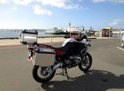 Clean Title,  White BMW GS 1200 ADVENTURE Approx. 36, 000 miles