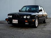 1988 Bmw M5 BMW M5
