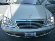 2003 Mercedes-benz Mercedes-Benz S-Class LUXURY