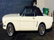 1965 Ford Mustang Ford Mustang Convertible